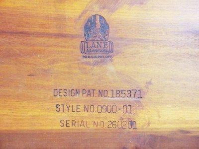 画像3: ビンテージ 60's LANE社製 コーヒーテーブル