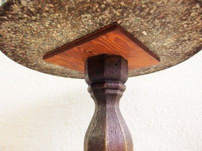 画像1:  ビンテージ 50's セルロイドサイドテーブル