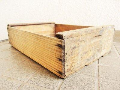 画像2: ビンテージ 木箱(117)