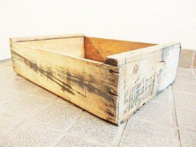 画像2: ビンテージ 木箱(118)