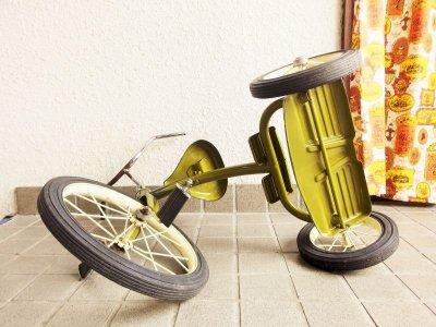 画像3: ビンテージ Harley-Davidson キッズ三輪車