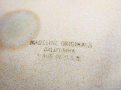 画像3: ビンテージ 50's-60's 陶器アシュトレイ