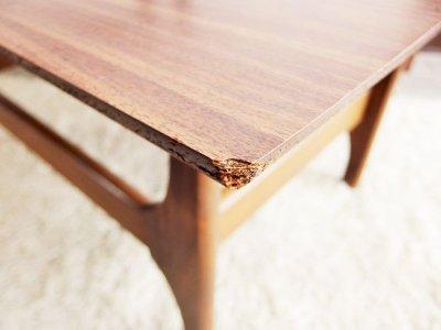画像1: ビンテージ 60's ステップエンドテーブル