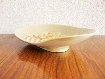 画像1: ビンテージ 50's-60's 陶器アシュトレイ