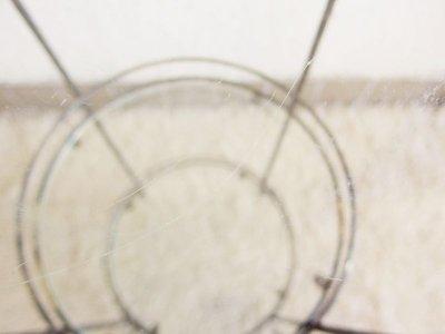 画像2: ビンテージ アイアン 3段シェルフ