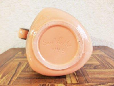 画像3:  ビンテージ 50's 陶器ティーポット