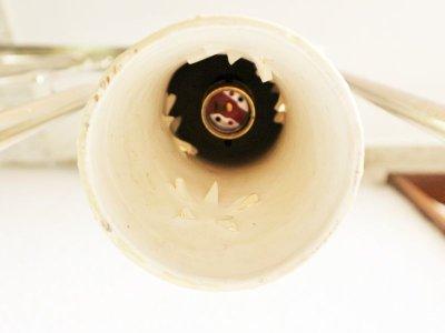 画像1:  ビンテージ 50's ディバイダーランプ