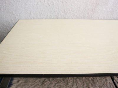 画像2:  ビンテージ 50's ヘアピンレッグコーヒーテーブル