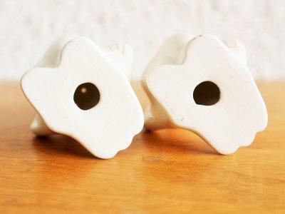 画像3: ビンテージ 陶器 フクロウソルト&ペッパー