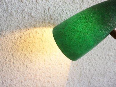 画像3:  ビンテージ 50's ファイバーデスクランプ