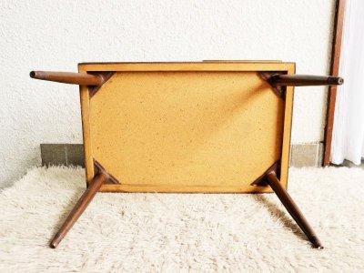 画像3:  ビンテージ 50's ステップエンドテーブル
