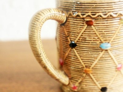 画像2:  ビンテージ TILSO社製 陶器マグ