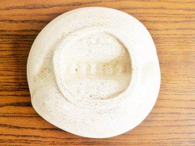 画像3: ビンテージ 陶器 アメーバアシュトレイ