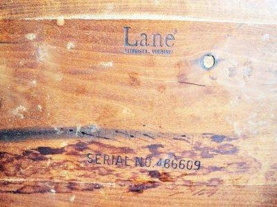 画像2:  ビンテージ 60's LANE社製 サイドテーブル