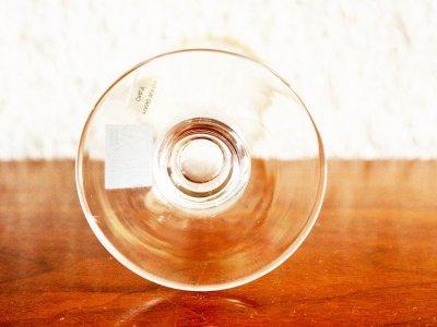 画像3:  ビンテージ MIKASA社製 グラス
