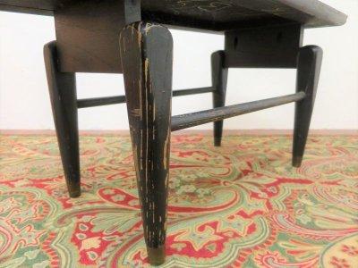 画像1:  ビンテージ 50's ステップエンドテーブル
