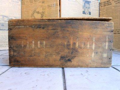 画像3:  ビンテージ CORNED BEEF 木箱