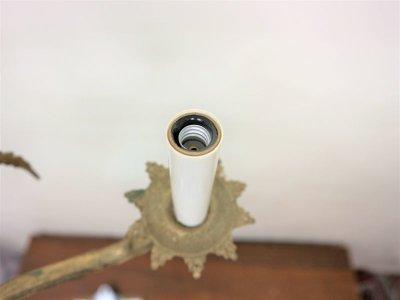画像3: ビンテージ スペイン製5灯シャンデリア