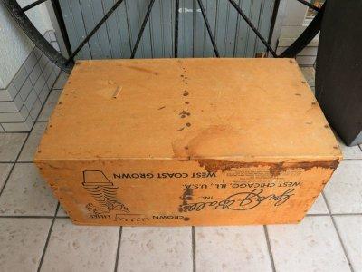 画像3:  ビンテージ lgeo.g.Ball 木箱