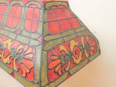 画像2:  ビンテージ 70's ファイバープールバーランプ