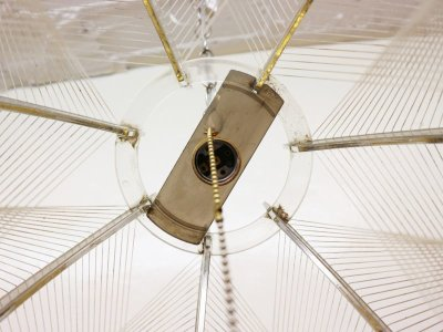 画像3:  ビンテージ 60's ストリングスペンダントランプ