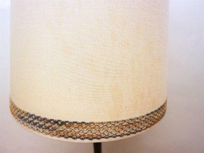 画像3:  ビンテージ 60's 陶器テーブルランプ