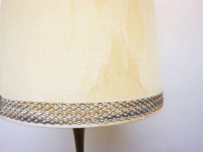 画像2:  ビンテージ 60's 陶器テーブルランプ