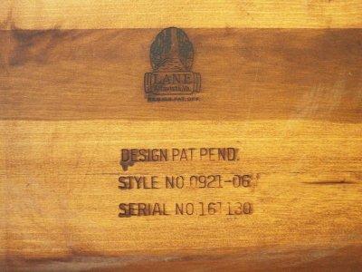 画像3:  ビンテージ 60's LANE社製 サイドテーブル