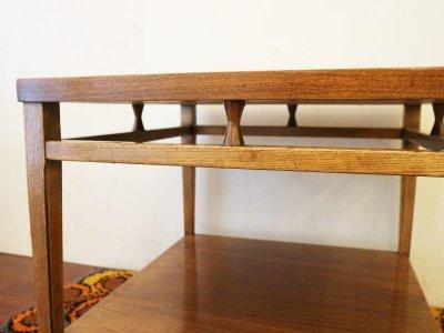 画像1:  ビンテージ 60's LANE社製 サイドテーブル