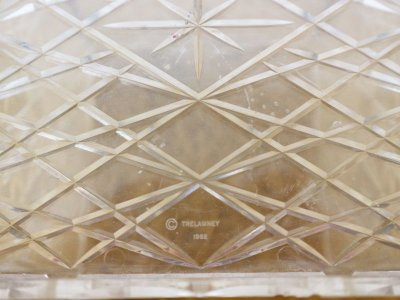 画像2:  ビンテージ 50's ルーサイトダストボックス