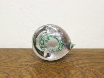画像3: ビンテージ バードモチーフガラスペーパーウエイト