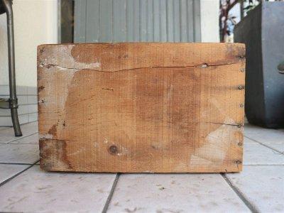 画像2: ビンテージ TORN & GLASSER社製 木箱
