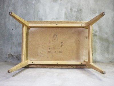 画像2: ビンテージ 50's LANE社製 ステップエンドテーブル