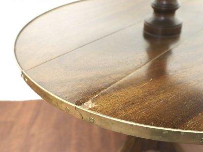 画像3:  ビンテージ バタフライワインテーブル