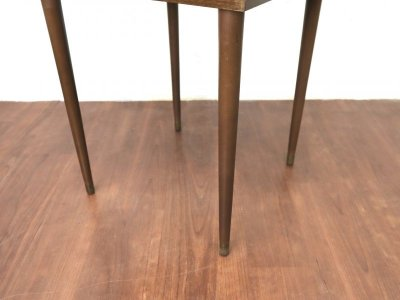 画像2:  ビンテージ 60's タイルトップサイドテーブル