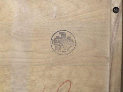 画像2:  ビンテージ 40-50's HEYWOOD社製 コーヒーテーブル