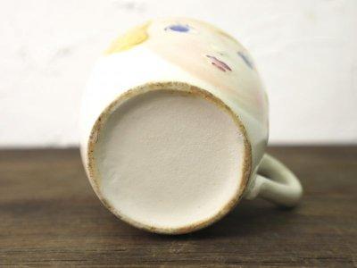 画像2: ビンテージ 50's アシュトレイ付きカップ&ソーサー